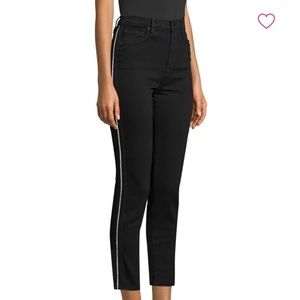 Hudson Jeans high rise skinny jeans